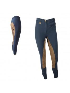 Pantalon Mujer Microfibra culera cuero
