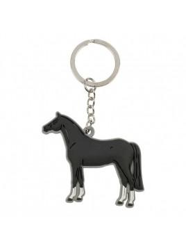Llavero flexible con forma de caballo