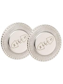 Cucardas inoxidables Zilco