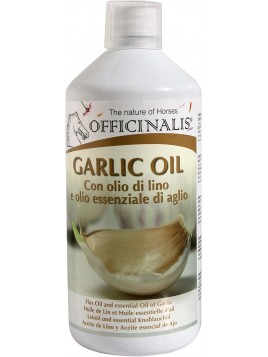 Aceite OFFICINALIS oil Garlic