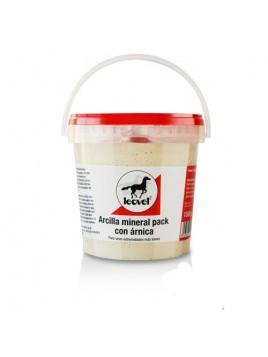 Arcilla LEOVET mineral pack  con arnica