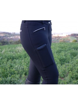 Pantalones mujer HANNCLIP